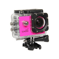 "SJCAM SJ4000 Wi-Fi 1.5"" TFT 12.0 MP 2/3 CMOS 1080P HD Outdoor Sport Digital Video Camera- Multi-color"