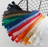 High quality 30 Pcs 20 CM Pretty Zipper- 15 Color Vary