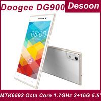 DOOGEE Turbo2 DG900 MTK6592 Octa Core 1.7GHz Android 4.4 Mobile Phone 2GB RAM 16GB ROM GPS Navigation/Koccis