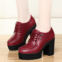 Guciheaven Korean high heels shoes,2014 new women's winter shoes,Sexy lady short boots, with thick high-heeled shoes