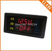 90V 20A Battery Tester Ammeter Voltmeter Meter Power Time Capacity Tester Multimeter LED Display
