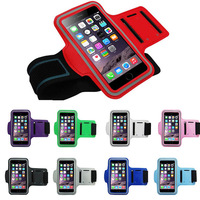 """For iPhone 6 4.7"""" Luxury Outdoor Sport Running Arm Band Gym Wrist Strap Tune Belt Cover Holder Case Cover Lily's Shop"""