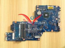 H000050950 por toshiba satélite C850 C855 L850 placa madre del ordenador portátil DDR3 integró el 100% probado envío gratis(China (Mainland))