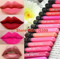 12pcs/lot Matte Lipstick 36 Colors Velvet Top Quality Makeup Lipsticks Waterproof Lip Gloss Room Colors Big Discount