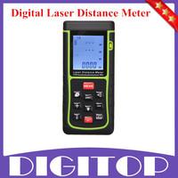 40m/131ft Mini Digital Laser Distance Meter RZE40 Range Finder Measure Diastimeter