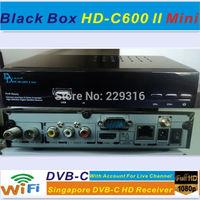 EPL/BPL/HD working, starhub box singapore hd 2014,blackbox c600 mini blackbox c600 ii mini,better than blackbox hd-c608