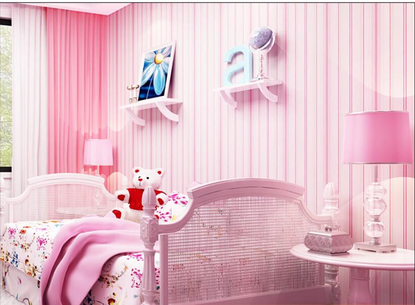 Paarse slaapkamer muur : slaapkamer uit China paars behang slaapkamer ...