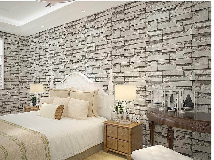 Behang Stenen Muur Wit : ... muur behang hotel achtergrond muur decor ...
