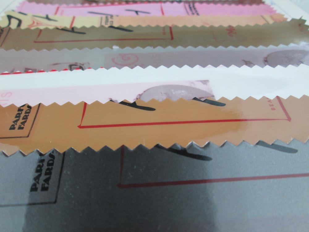 Novo espelho estilo paisagem tecido de couro falso PU grosso e tecidos de couro sintético macio têxtil tecido para saco de sofá de couro(China (Mainland))