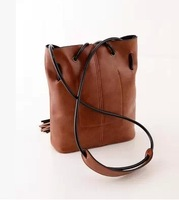2014 new European and American retro fashion simple wild fringed shoulder bag Messenger Bags