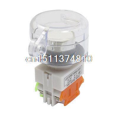 Кнопочный переключатель AC 660 10A DPST кнопочный переключатель new 1 19 led 12v 37180 37181