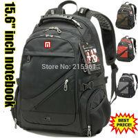 2015 New 15.6 inch laptop backpack men notebook backpack men's computer school bag pack for 15.6 inch mochila laptops notebooks