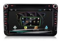 2 Din Android 4.2 Car DVD GPS GPS Navigation For vw polo golf passat jetta touran with stereo dvd automotivo Aduio car styling