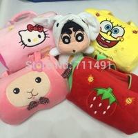 Retail children's plush backpacks, Hello Kitty bag& Minnie Backpack&Spider baby toy Backpack& children cartoon bag