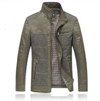 Fshion Man Plus Size Jacket Coat 7XL   Free Shipping