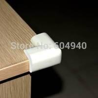 10packs/lot total 40pcs Baby Furniture Corner Safety Bumper Corner Protector Guard Cushion-angle shape STANDARD