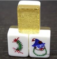 Singapore mahjong tiles Crystal mahjong tiles with animals