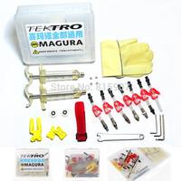 AVID/shimana  bicycle Bleed Kit For bicycle Disc Brake Shimana ZOOM TEKTRO HS33 HS11 ECHO MT2/MT4/MT6/MT8
