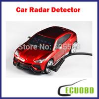 Led Display Car Detector Car Radar Detector Russian/English with +wholesale Car Anti Radar Detector