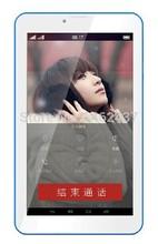 "3G! Vido N70 3G 7"" IPS MTK Quad Core MT8312 512MB 8G Dual camera Bluetooth GPS WCDMA WIFI FM OTG Dual sim Android 4.2 Tablet PC(China (Mainland))"