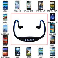 S9 Sports Stereo Bluetooth 3.0 Headset Earphone Wireless Headphone for iPhone 5/4 Galaxy S4/S3 HTC LG Smartphone