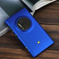 2pcs/lot,Top quality Matte Plastic Hard Case for Nokia Lumia 1020 Cover Cases,Mobile phone bag&case,9 colors,free shipping