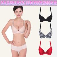 Hot !2014 New Sexy Seamless Bra Gather Adjustable Women Bra Seamless Underwear Push Up Bra Brand Support Wholesale #ZFC269