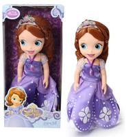 "2014 New Arrival 12"" High Sofia Princess Doll Boneca  Toys Movie Figures  OD0043"