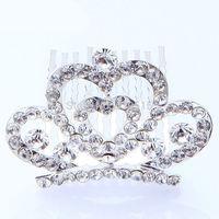 Crown hot fix rhinestone