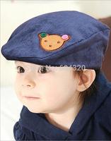 Sunshine Store #8Z055 5 pcs/lot (5 colors)  Lovely Kids Newborn Baby Beanie Hat Cap boy/girl Children Accessories Autumn daily