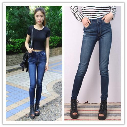 Womens Skinny Jeans High Waist High Waist Skinny Jeans Women