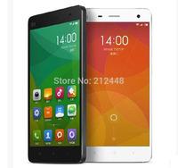 "Case&film free! original Xiaomi M4 Mi4 W black/white,Snapdragon 801 Quad Core 2.5GHz,5.0"" IPS screen 1920*1080, 3G RAM 16G ROM"