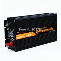 1500 Watt Rein Sinus Wechselrichter spannungswandler 12V 230V pure sine wave invertor 3000w peaking for home outdoor