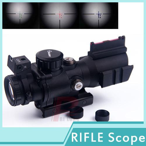 цена на Винтовочный оптический прицел Rilong 4 X 32 /dot ht6/0055 4X32