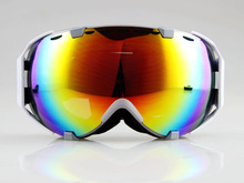 FREE SHIPPING PROFESSIONAL SKI&SKIING MOTOCROSS SNOW SNOWBOARD SKI GOGGLES THERE IS ALWAYS A RIGHT FOR YOU(China (Mainland))