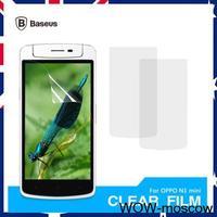 Baseus HQ Glossy Anti Glare LED Clear Film Screen Guard For OPPO N1 mini