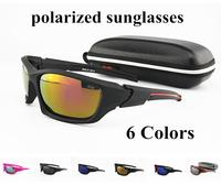 2014 New Polarized Sports Gafas Ciclismo Sunglasses Men/Women Cycling Glasses Fishing original Box UV400 Oculos De Sol Z.MS-01-M