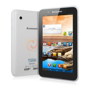 """Оригинальный 7 """" Lenovo A3300 телефонный звонок планшет пк 1 ГБ оперативной памяти 16 ГБ ROM MTK8382 четырехъядерных процессоров 1024 x 600 WIFI Bluetooth GPS андроид таблетки"""