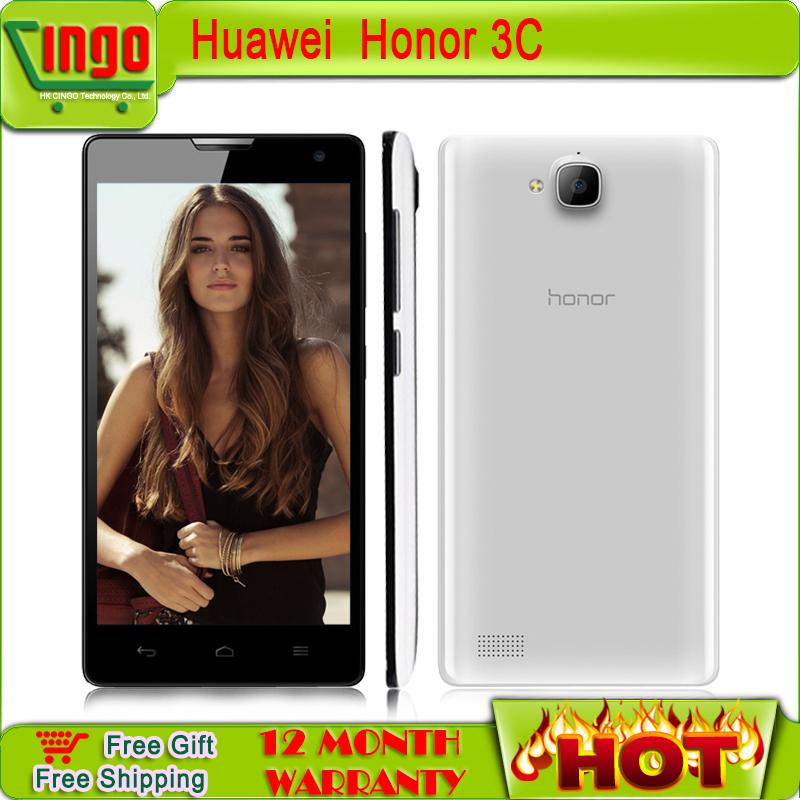 Мобильный телефон HUAWEI 3C WCDMA 2 5.0' IPS MTK6592 3G 13 4.4 + мобильный телефон huawei 3 x pro g750 2 8 5 5 ips mtk6592 13 0mp wcdma