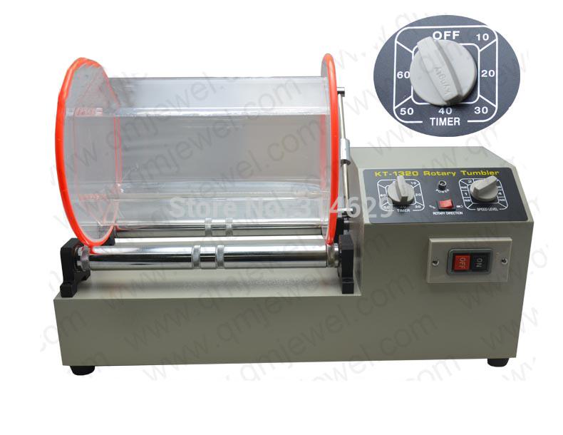rock tumbler machine