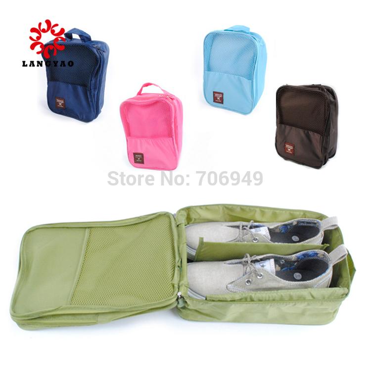 1pc New 2015 Waterproof Home women Storage Box Shoes Organizer Men's Travel Essential Bags -- PR30 BIB47 Wholesales(China (Mainland))