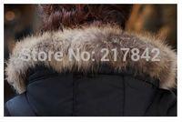 raccoon fur collar genuine raccoon fur