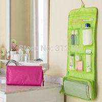 Large Space Hanging Organizer Cosmetic Storage Bag For Travel/Wash Bag Bathroom