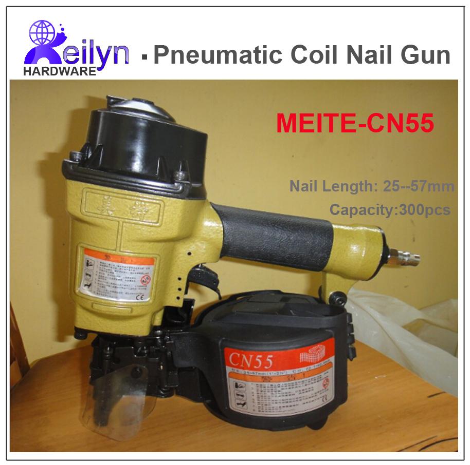 Coil Nail Gun Coil Nailer