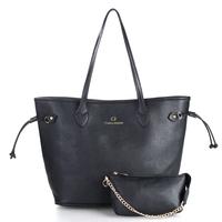 Carmen Steffens designer handbags bolsas femininas 2014 New fashion couro bolsa women shoulder bags tote leather purse CS862
