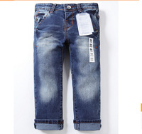 HOT!  New Zar9202a High quality fashion boys girls jeans baby trousers children jeans pants:2/3t 3/4T 4/5T 5/6T 7/8T 9/10T