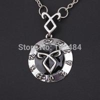 The Mortal Instruments: City of Bones Strength City Of Angels Mortal Instruments Bones Clavicle Necklace YP0079