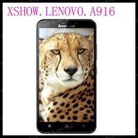Lenovo A916 5.5 inch 4G FDD-LTE WCDMA Android 4.4 SmartPhone MT6592M 6290 8 Core ROM 8GB RAM 1GB Dual SIM 13.0MP Unlocked