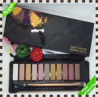 wholesale ! ! Professional Makeup 12 colors Eye shadow palette Eyeshadow NK5 make up set New in Box Kit Set 1Pcs