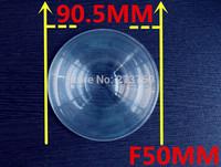 Diameter 90.5mm Fresnel Lens DIY TV Projection Solar Cooker,Focal length 50mm,High light condenser